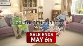 Oak Furniture Land | May Bank Holiday Tv Advert