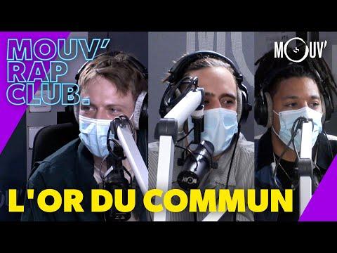 Youtube: L'Or du Commun: les débuts, leur évolution, les parcours solo, les feats…