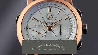 DOUBLE SPLIT – A. Lange & Söhne