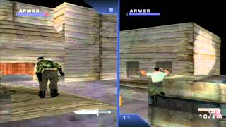 [SF2] Syphon Filter 2 - Girdeux vs. Ramirez - 2 Players