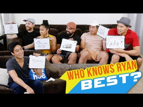 Who Knows Ryan Best?!