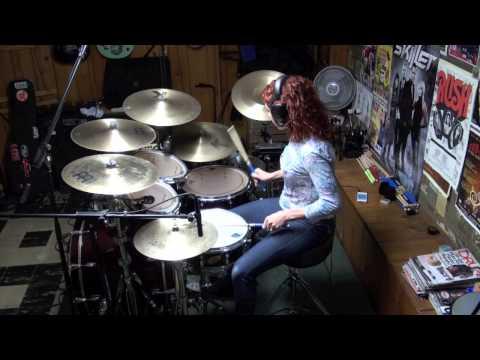 I Got You- Split Enz- Drum Cover music