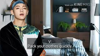 [ Kim Taehyung FF] Forced to marry gangster  (ep 1)