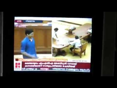കേരള നിയമസഭയിലെ പ്രായംകൂടിയMLA സ:VS Achuthanandan  പ്രായം കുറഞ്ഞ MLA സ:Muhammed Muhsin Reporter news