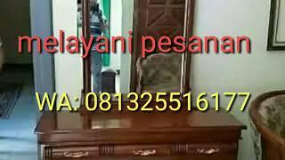 Kursi Tamu Minimalis | Furniture Jati Jepara Asli | 081325516177