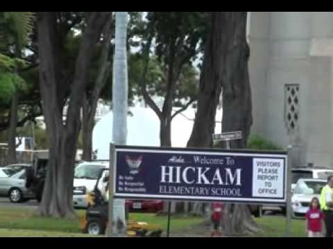 Hickam Air Force Base Water Tower