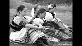 FS Železiar - Ponyže Jakubjan; Takyj u nas nočoval (Slovak/Rusyn Folk Songs)