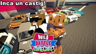Minecraft - Build Battle /w mujdii | Iar luam locul 1 !  [Ep.8]