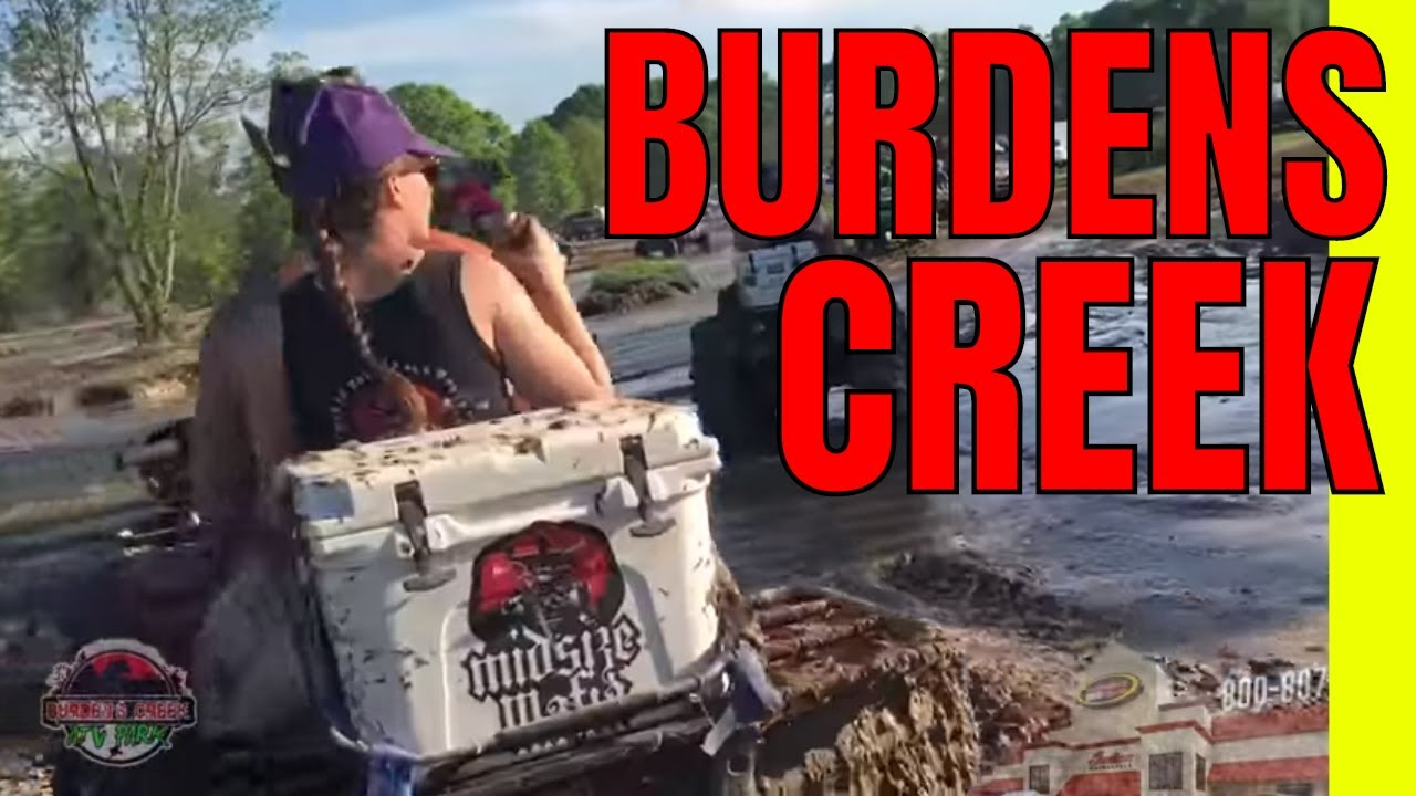 Burden's Creek ATV Park April 1 2017 | HattiesburgCycles com