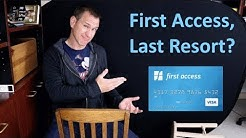 First Access Visa Credit Card Review
