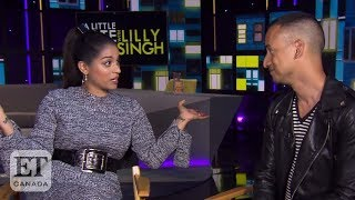 Lilly Singh In Late Night