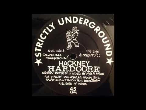 Hackney Hardcore - Dancehall Dangerous! (Steve Johnson Remix)