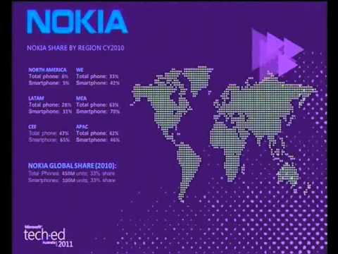 Tech·Ed Australia 2011 Windows Phone First Up All Up