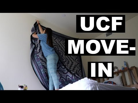 Moving To UCF