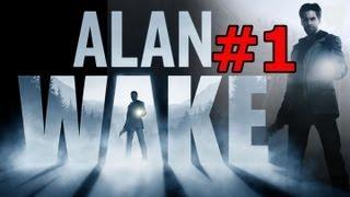 ALAN WAKE  en español XBOX 360 Parte 1