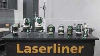 Digitale Schulung - Kreuzlinienlaser - Laserliner