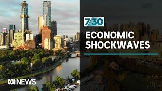 Economic shockwaves from Victorian coronavirus outbreak set to intensify | 7.30
