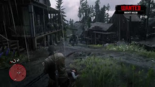 Red Dead Redemption 2 Story Mode Part 3