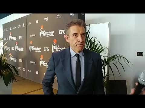 Intervista a Ezio Greggio, Monte Carlo Film Festival
