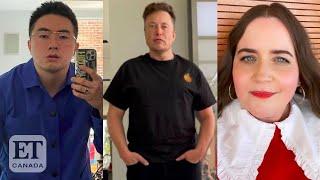 'SNL' Cast Reacts To Elon Musk Hosting