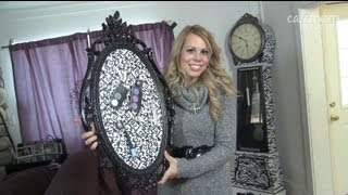 Turn Old Frames Into Artistic Displays! - Make It Fabulous - Episode 1