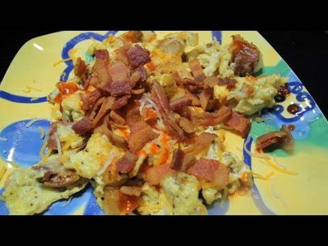 Generate Texas Style Breakfast Scramble Easy .. ! Pictures