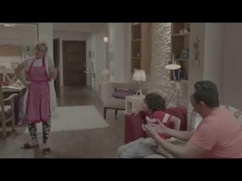 هتموت من الضحك :) كواليس مسلسل يوميات زوجة مفروسة أوي - الجزء الأول - رمضان 2015
