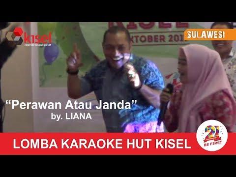 Hut Kisel 21th - Lomba Karaoke by Liana (Divisi TIS)