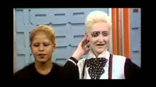 Интервью Sex Pistols на русском (первый мат в истории телевидения)