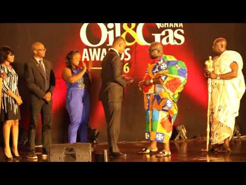 GHANA OIL AND GAS AWARDS 2016