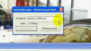 2010 - MSN Account Freezer - DOWNLOAD link in  sidebar
