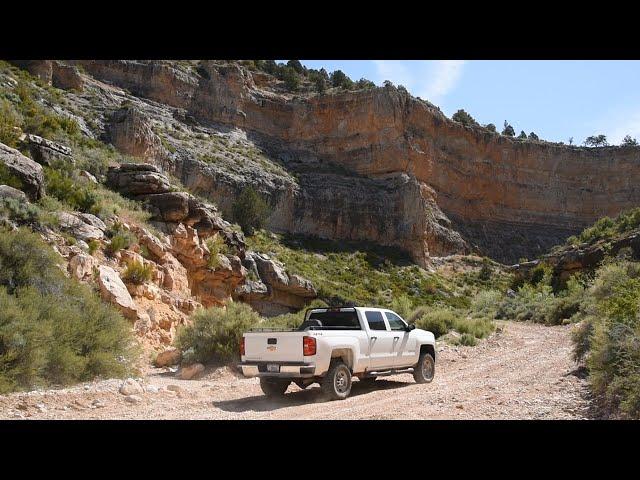 Grand Gulch Mine: Driving Conditions