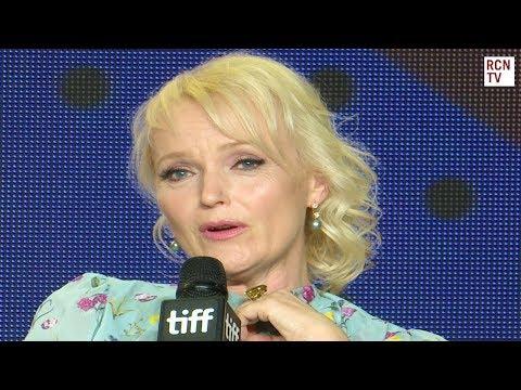 Miranda Richardson Interview Stronger Premiere