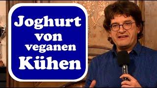 Nils Heinrich isst nur Joghurt von veganen Kühen