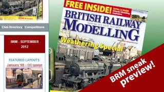 The Model Railways Live FREE monthly e-newsletter - sign up today!