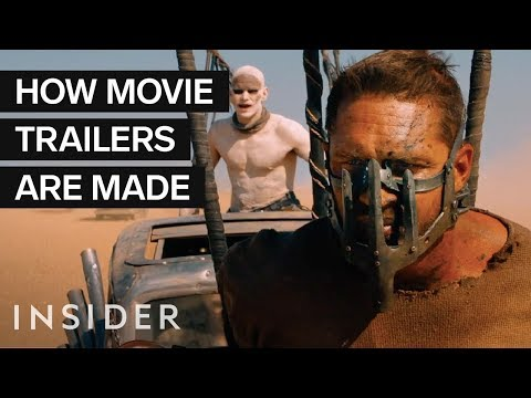 How Movie Trailers Are Made | Movies Insider