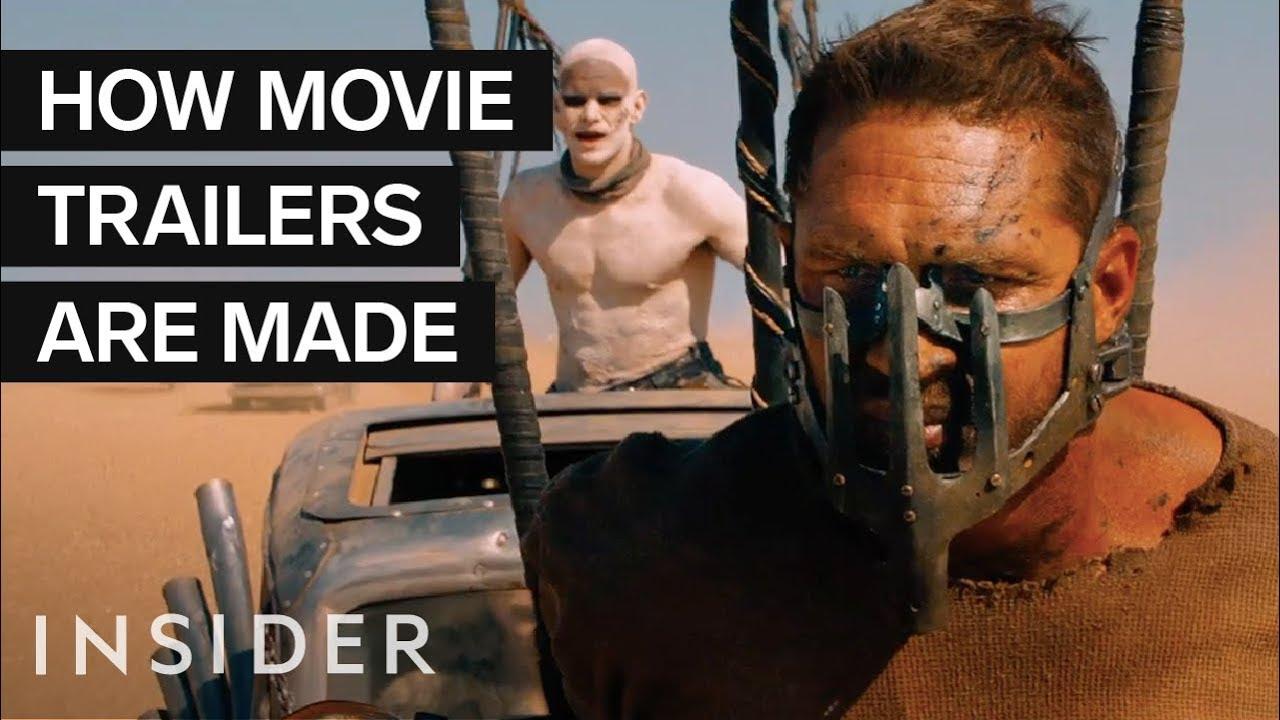 Како се прават успешни трејлери за филмови?