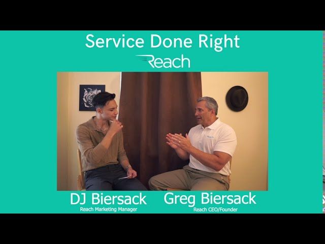 Service Done Right: Episode 4 - Proactive and Preventive Service