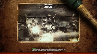 Men of War: Condemned Heroes - Payment in Blood  - Mission 4 -  Final Combat