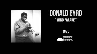 "Donald Byrd "" Wind parade """