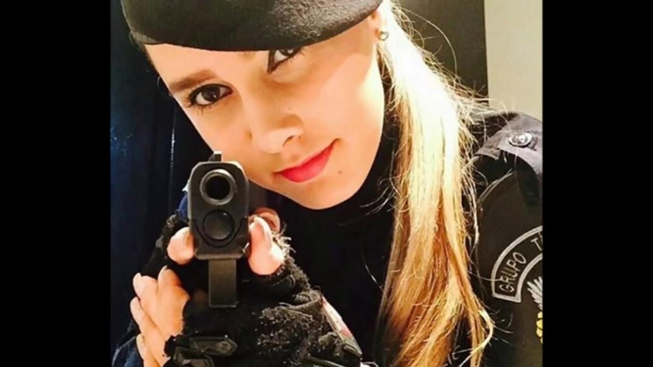 TRY POLICIAIS FEMININAS BRASILEIRAS Part 07