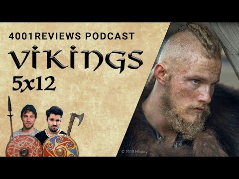 Podcast: Vikings 5x12 &39;Mord am Altar&39; Analyse Theorien Fakten  4001Reviews Podcast 38