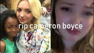 Disney Stars and Rappers React To Cameron Boyce's Tragic Death
