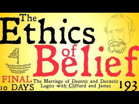 The Ethics of Belief (William Clifford)
