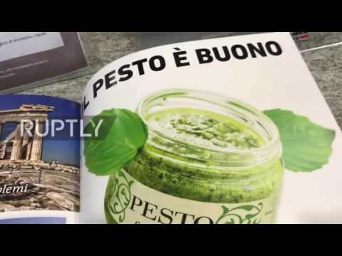 Italy: Carry-On PESTO! Genoa airport bends 100ml liquid rule for love of pasta sauce