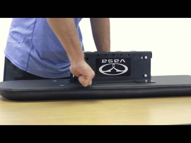 Vasa Trainer - quick assembly