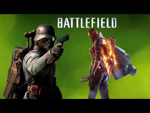 Battlefield 1 War Pigeons! Running around, Rambo Medic, Assassinating the Carrier