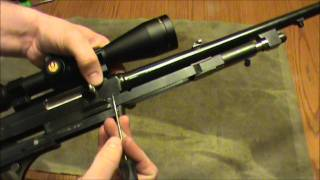Winchester Model 100 Disassembly