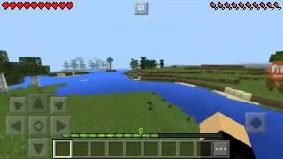 Minecraft survival indonesia (membikin taman bunga yg indah)