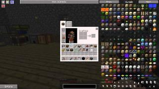 Minecraft + mods 15 , rolling machine, worktable